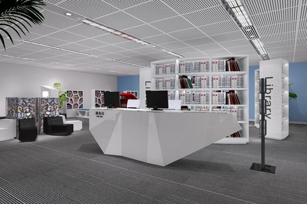 项目名称:深圳社区图书馆 项目面积:200平方 工程造价:80万元 设计时间:2013年12月 设计说明:本案为社区图书馆,品彦设计师将整体家俬使用白色和其他素色为主,让人很快能严肃下来,并且认真阅读。且各个功能区划分合理、明显。完全适合社区不同需求的使用者。无论男女老少,都能很快找到合适自己的书籍和停留的区域。